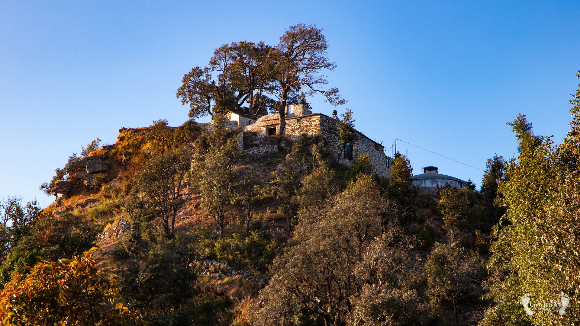 Ma Sukhadevi Mandir - Birthplace of Kind Bharat (King of India)